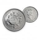 2000 Canada Millennium Series 25-cent Community (Brilliant Uncirculated)
