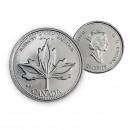 2000 Canada Millennium Series 25-cent Harmony (Brilliant Uncirculated)