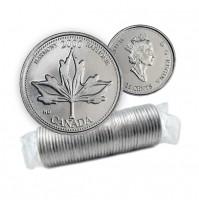 2000 Canada Millennium Series 25-cent Harmony Original Coin Roll