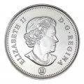 2014 Canadian 10-Cent Bluenose Schooner Dime Original Coin Roll