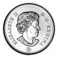 2015 Canadian 25-Cent Caribou Quarter Original Coin Roll