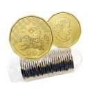 2016 Canada $1 Lucky Loonie (Olympic & Paralympic) Original Coin Roll