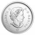 2019 Canadian 25-Cent Caribou Quarter Coin (Brilliant Uncirculated)