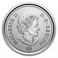 2020 Canadian 10-Cent Bluenose Schooner Dime Coin (Brilliant Uncirculated)
