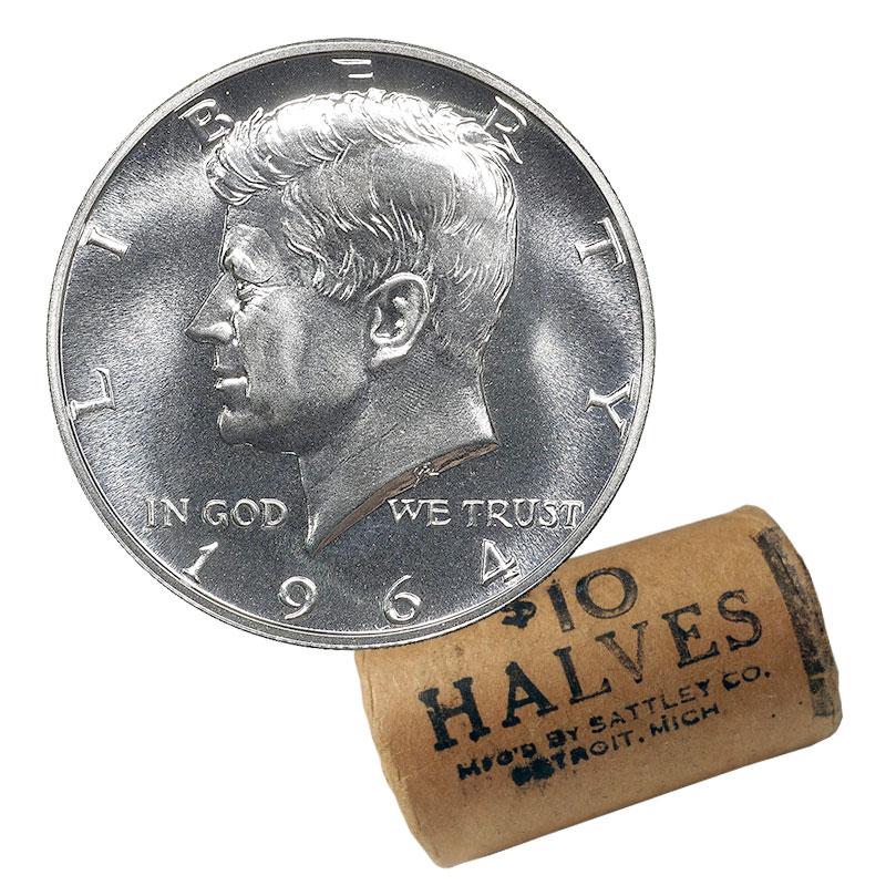 2001-S Proof U.S Kennedy Silver Half Dollar