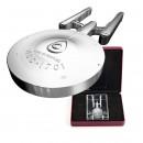 2017 Canada $100 Pure Silver 10 oz Coin - Star Trek™ U.S.S. Enterprise NCC-1701