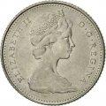1978 Canadian 10-Cent Schooner Dime Coin (Brilliant Uncirculated)