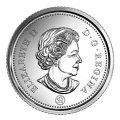 2018 Canadian 10-Cent Schooner Dime Coin (Brilliant Uncirculated)