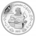 2013 Fine Silver 10 Dollar Coin - 75th Anniversary of Superman™