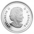 2013 Canada Fine Silver $10 Coin - 75th Anniversary of Superman™