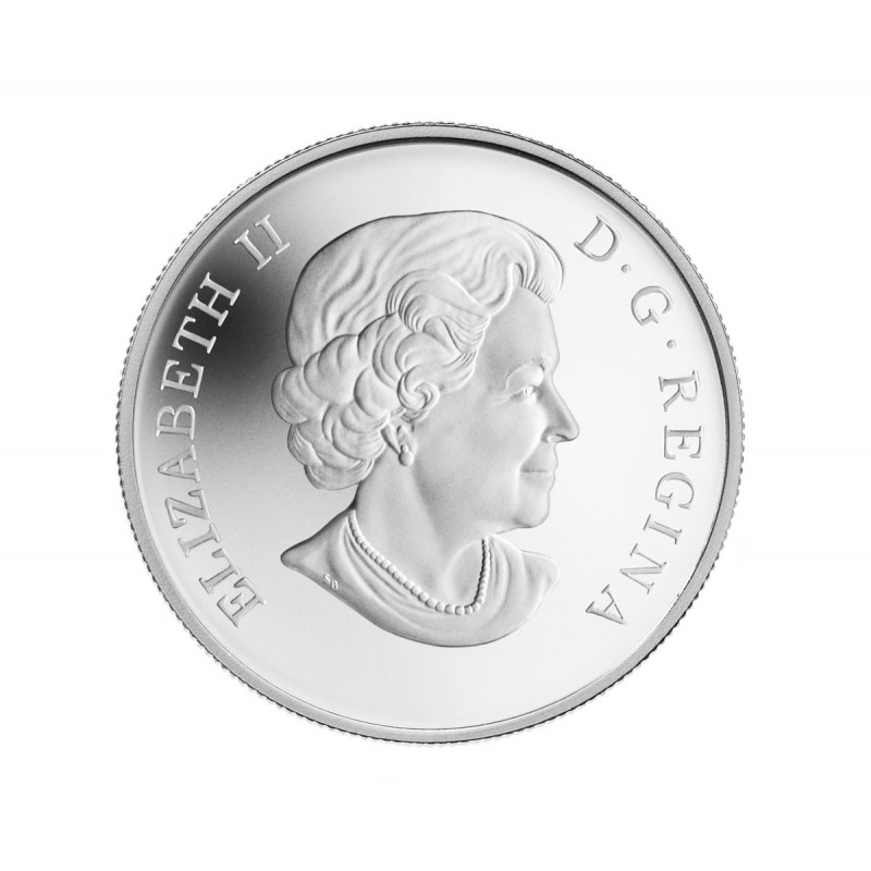 2014 Canadian 10 Wait For Me Daddy 1 2 Oz Fine Silver