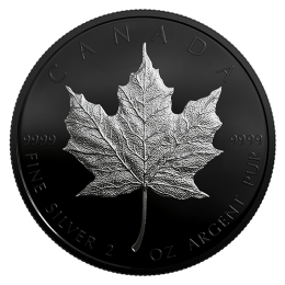 2019 Canadian $10 Special Edition Silver Maple Leaf - 2 oz Fine Silver Coin
