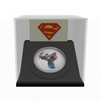 2013 Fine Silver 15 Dollar Coin - 75th Anniversary of Superman™: Modern Day