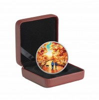 2017 Canada Fine Silver 15 Dollar Coin - Great Canadian Outdoors: Sunrise