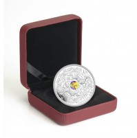 2012 Fine Silver 15 Dollar Coin - Maple Series: Maple of Good Fortune