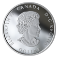 2020 Canadian $1 Peace Dollar - Proof Silver Coin