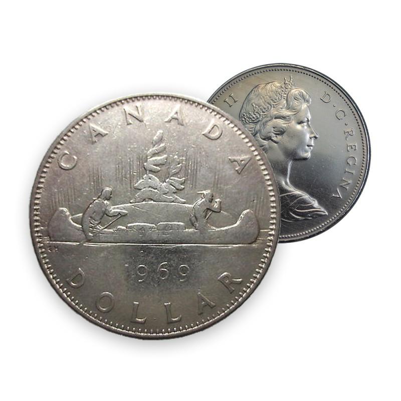 1969 dollar coin value