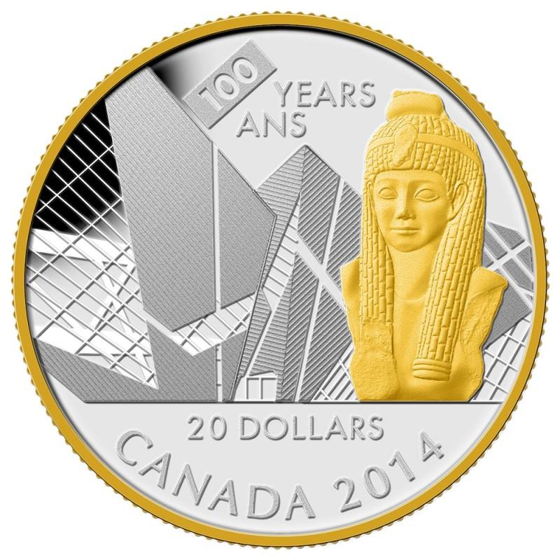 2014 Canada Fine Silver  20 Coin