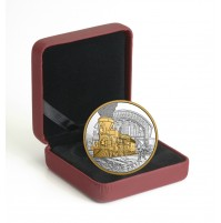 2017 Fine Silver 20 Dollar Coin - Locomotives Across Canada: 4-4-0