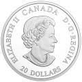 2018 Canada Fine Silver $20 Coin - Norse Figureheads: The Dragon's Sail
