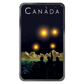 2019 Canadian $20 Unexplained Phenomena: Shag Harbour UFO Incident 1 oz Fine Silver Glow-in-the-Dark Coin