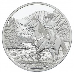 2006 Canada Fine Silver $20 Coin - National Parks: Jasper