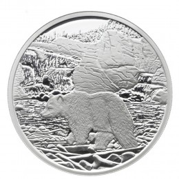 2006 Canada Fine Silver $20 Coin - National Parks: Nahanni
