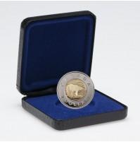 1996 Proof 2 Dollar Coin - Polar Bear