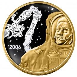 2006 Canada 14-karat Gold $300 Coin - Canadarm