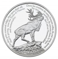 2006 Sterling Silver 30 Dollar Coin - Beaumont-Hamel Newfoundland Memorial
