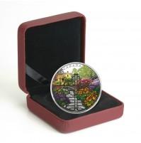 2017 Fine Silver 30 Dollar Coin - Gate to Enchanted Garden