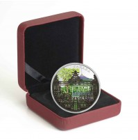 2018 Canada Fine Silver 30 Dollar Coin - Halifax Public Gardens