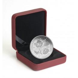 2015 Canada Fine Silver 3 Dollar Coin - 400th Anniversary of Samuel de Champlain in Huronia