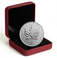 2014 Fine Silver 5 Dollar Coin - Maple Leaf