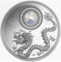 2016 Canada Fine Silver 5 Dollar Coin - Birthstone Series: June