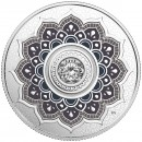 2018 Canada Fine Silver $5 Coin - Birthstones: April