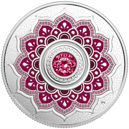 2018 Canada Fine Silver $5 Coin - Birthstones: January