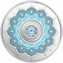 2018 Canada Fine Silver $5 Coin - Birthstones: March