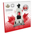 2020 Canadian $5 Moments to Hold: Remembrance Day - 1/4 oz Fine Silver Coin