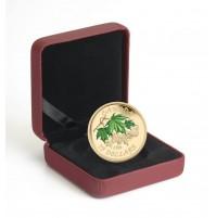 2010 14-Karat Gold 75 Dollar Coin - Summer Maple Leaf