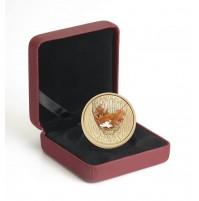 2010 14-Karat Gold 75 Dollar Coin - Winter Maple Leaf