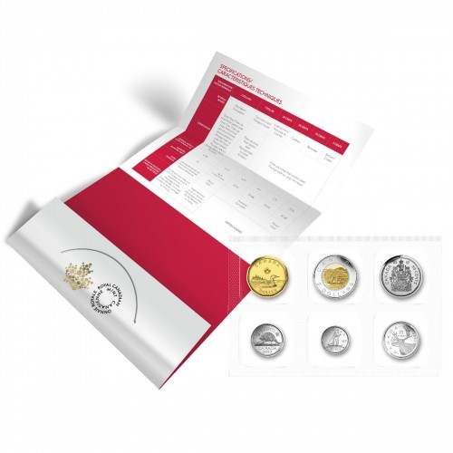 2017 Canada Classic Canadian Uncirculated Set