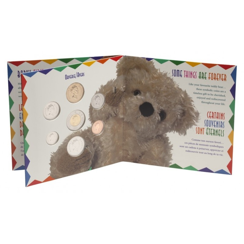 Baby Gift Set Coins : Bundle of joy baby coin gift set