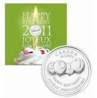 2011 Birthday Coin Gift Set
