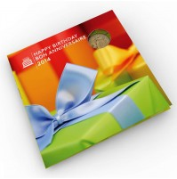 2014 Birthday Coin Gift Set