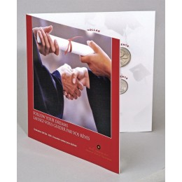 2005 Canada Graduation Coin Gift Set