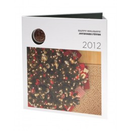2012 Canada Holiday Coin Gift Set