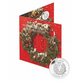 2013 Canada Holiday Coin Gift Set