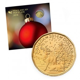 2014 Canada Holiday Coin Gift Set