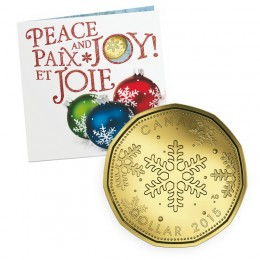 2015 Canada Holiday Coin Gift Set